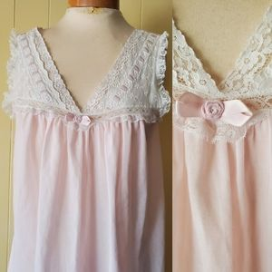 Christian Dior nightgown vintage size small/medium